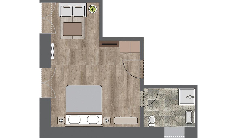 Zimmer 4 – Groß Reken