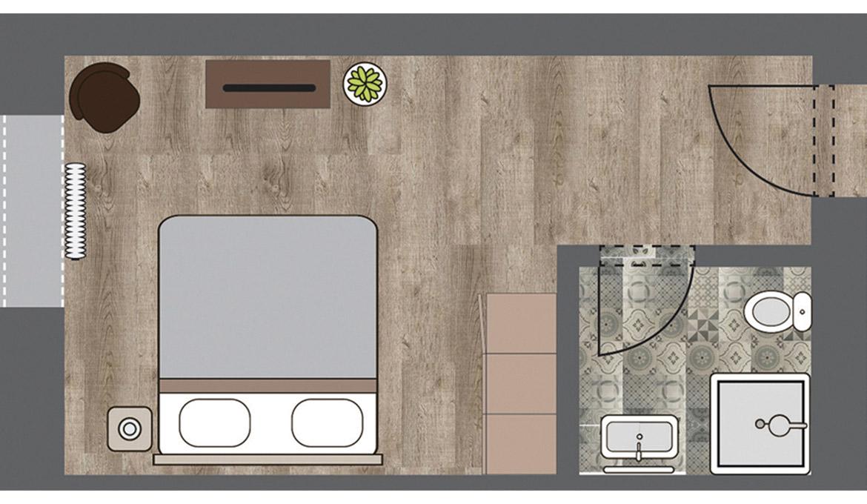 Zimmer 2 – Maria Veen